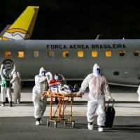 Aeronaves da FAB removem 248 pacientes do estado do Amazonas para várias cidades