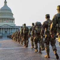Tropas da Guarda Nacional permanecerão até março em Washington DC