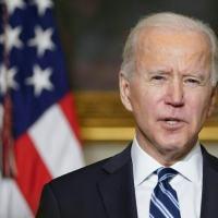 O presidente americano, Joe Biden, e o primeiro-ministro japonês, Yoshihide Suga, defendem a desnuclearização total da península coreana em seu primeiro telefonema desde que Biden assumiu o cargo.