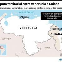 Disputa territorial entre Venezuela e Guiana