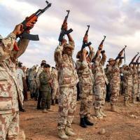 Arquivo)Os Estados Unidos pediram a retirada imediata das forças russas e turcas da Líbia