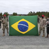 Culminating Exercise integrates Brazilian and American troops in an unprecedented training in the U.S.