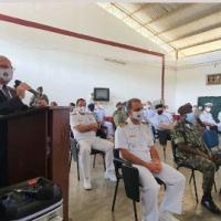 Embaixador do Brasil em São Tomé e Príncipe ressalta a importância da cooperação militar brasileira para o fortalecimento da Guarda Costeira daquele país