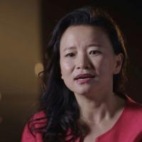 A jornalista australiana Cheng Lei