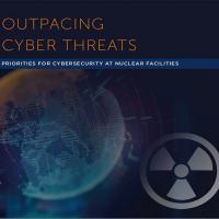 Ultrapassando as ameaças cibernéticas: Prioridades para a proteção das instalações nucleares