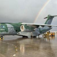 O envolvimento das aeronaves KC-390 Millennium  em apoio à região Norte