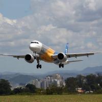 O EMBRAER E-195E2 aparece como o principal produto com 139 pedidos firmes