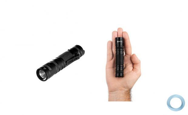 Invictus lança lanterna Draco Pro 1000 lúmens