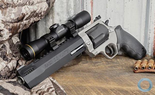 O novo modelo, em calibre 460 S&W Magnum, será produzido na fábrica da Taurus no Brasil,