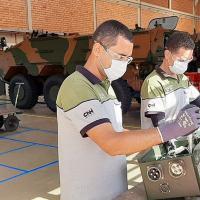Iveco Defence Vehicles é vencedora da licitação para o fornecimento de peças de reposição da viatura Guarani