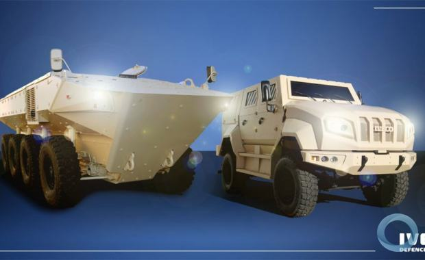 Iveco: MTV – Medium Tactical Vehicle and SUPERAV Land