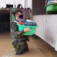 Fotos: Comando de Fronteira Juruá / 61º Batalhão de Infantaria de Selva