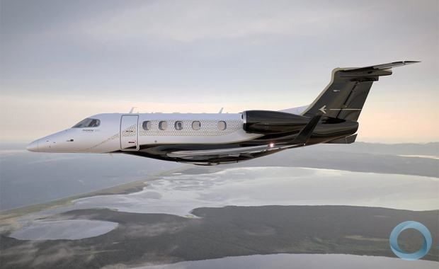 Embraer's Phenom 300 Becomes World's Best-Selling Light Jet for the Ninth Consecutive Year and Most Delivered Twinjet in 2020