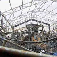 Ataques realizados em 19 Fevereiro  a base militar americana de Erbil por forças apoiadas pelos iranianos.