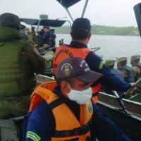 Equipe de Inspeção Naval da Marinha em ação com diversos órgãos de segurança