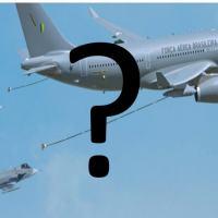 KC-X2 - A330 MRTT um sonho que se esfumaça. Aeronave A-330MRTT em operação REVO com caças F-39 Gripen