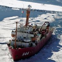 Navio de Apoio Oceanográfico H44 Ary Rongel Foto CCSM