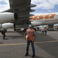 Companhia aérea de Maduro vai na contramão com 2020 excepcional
