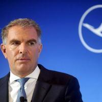 """O ano que passou foi """"o mais desafiador na história da empresa"""", afirmou o presidente Carsten Spohr"""