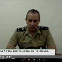 O Comandante de Comunicações e Guerra do Exército, Ivan Corrêa Filho, em depoimento  na Câmara dos Deputados, que o Brasil não pode ficar refém de único fornecedor de equipamentos para o 5G por questões de estratégia e segurança.