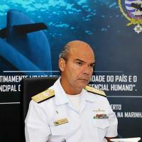 Almirante de Esquadra Olsen preside a reunião do Conselho Curador da ABDAN