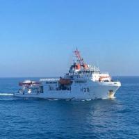 """O NPqHo """"Vital de Oliveira"""" cumprirá 25 dias de mar durante a comissão"""
