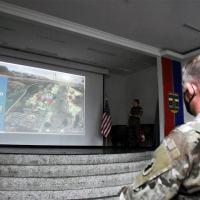 Comando Militar do Sudeste sedia conferência inicial de exercício militar Brasil-Estados Unidos