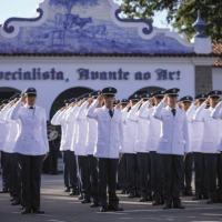 Regida pelo código de honra do especialista, a EEAR completa oito décadas formando graduados de carreira da FAB