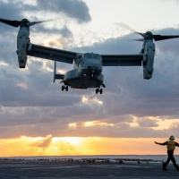 Demand for unique tiltrotor capabilities pushes fleet to record usage