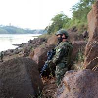 Exército apreende R$ 5 milhões em produtos ilegais no oeste do Paraná