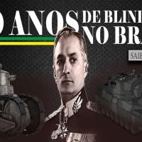 2- Marechal José Pessoa: o pioneiro das tropas Blindadas no Exército Brasileiro