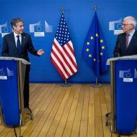 Nas últimas semanas, tem havido uma coordenação notória de ação internacional entre os EUA e a Europa
