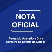 Fernando Azevedo e Silva - Nota Oficial MD