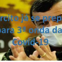 Responsável pelo setor de recursos humanos da Força, inclusive da área de saúde, militar acredita que, em dois meses, Brasil enfrentará nova etapa da pandemia. Ele destaca que a taxa de mortalidade na instituição é de 0,13%, bem abaixo do índice de 2,5% r