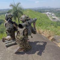 27º Batalhão de Infantaria Pára-quedista é certificado como Força de Prontidão da Força Terrestre  Crédito: Bda Inf Pqdt