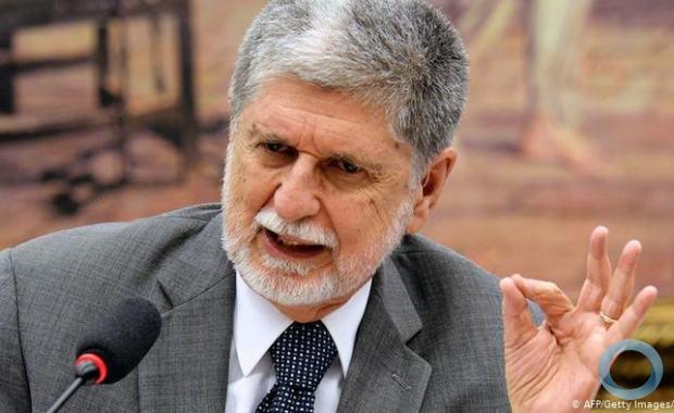 Celso Amorim chefiou Ministério da Defesa entre 2011 e 2015, no governo Dilma, e pasta das Relações Exteriores entre 2003 e 2010, sob Lula