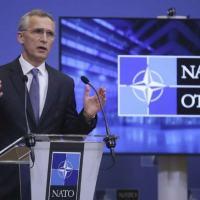 O secretário-geral da Otan, Jens Stoltenberg