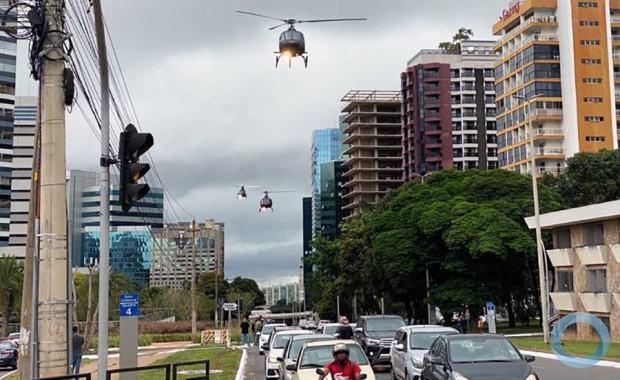 As estranhas ações da Polícia Federal nos últimos dois dias em Brasília DF.