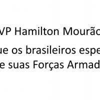 O que os brasileiros esperam de suas Forças Armadas