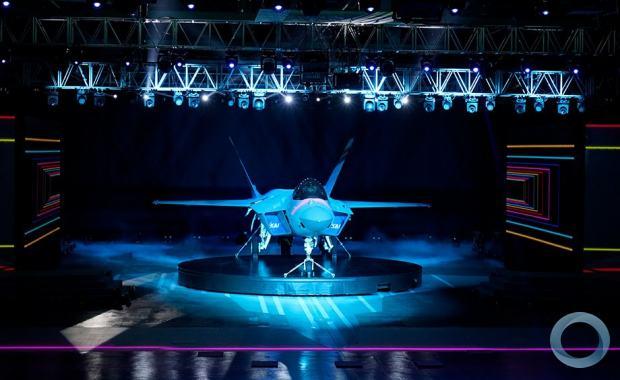 F-35 sul-coreano, caça KF-21 Boramae tem 1º protótipo revelado