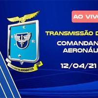 Transmissão Cargo Comandante Aeronáutica
