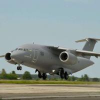 Antonov inicia produção em série de concorrente do Embraer KC-390 Millennium