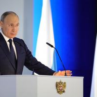 Vladimir Putin - Presidential Address to the Federal Assembly 2021 Part I