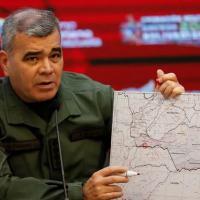 Ministro da Defesa da Venezuela, Vladimir Padrino López
