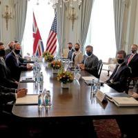 Reunião de ministros do G7 em Londres