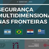 Em parceria com a Universidade de São Paulo, capacitação qualifica profissionais que atuam no policiamento das fronteiras e divisas