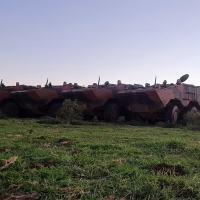 Viaturas Blindadas de Transporte de Tropas Guarani - Foto 1ª Bda C Mec / 3ª DE  / CMS