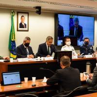 Em audiência na Câmara, Ministro e Comandantes das Forças apresentam ações e projetos das Forças Armadas