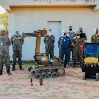 Crédito: Sgt Petherson (DCTA/FAB) e Sd Abreu (2ºBECMB)