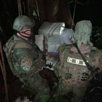 Fotos: divulgação do Comando Conjunto Ágata Amazônia